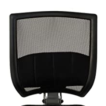 Adjustable Back Rest with Air Lumbar Support
