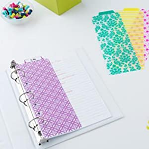 bookmark dividers