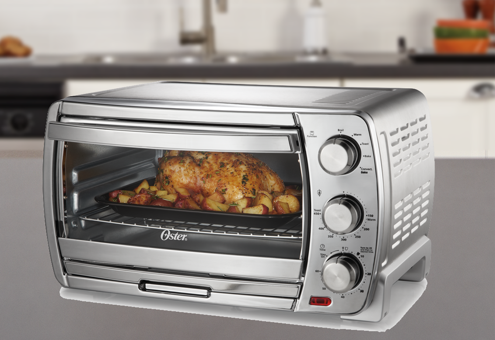 Oster Tssttvsk01 Extra Large Convection Toaster Oven