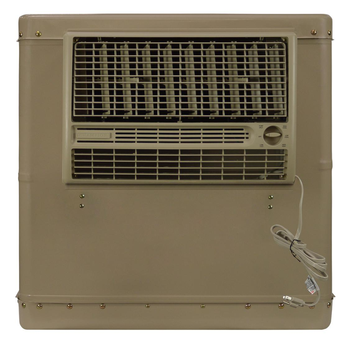 Window Evaporative Swamp Cooler : Amazon essick air window evaporative cooler n w