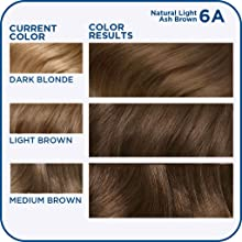 amazon com clairol nice n easy 6a 114 light ash brown permanent