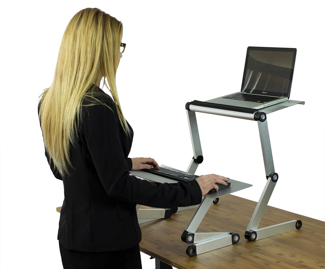 Amazon Com Workez Standing Desk Conversion Kit