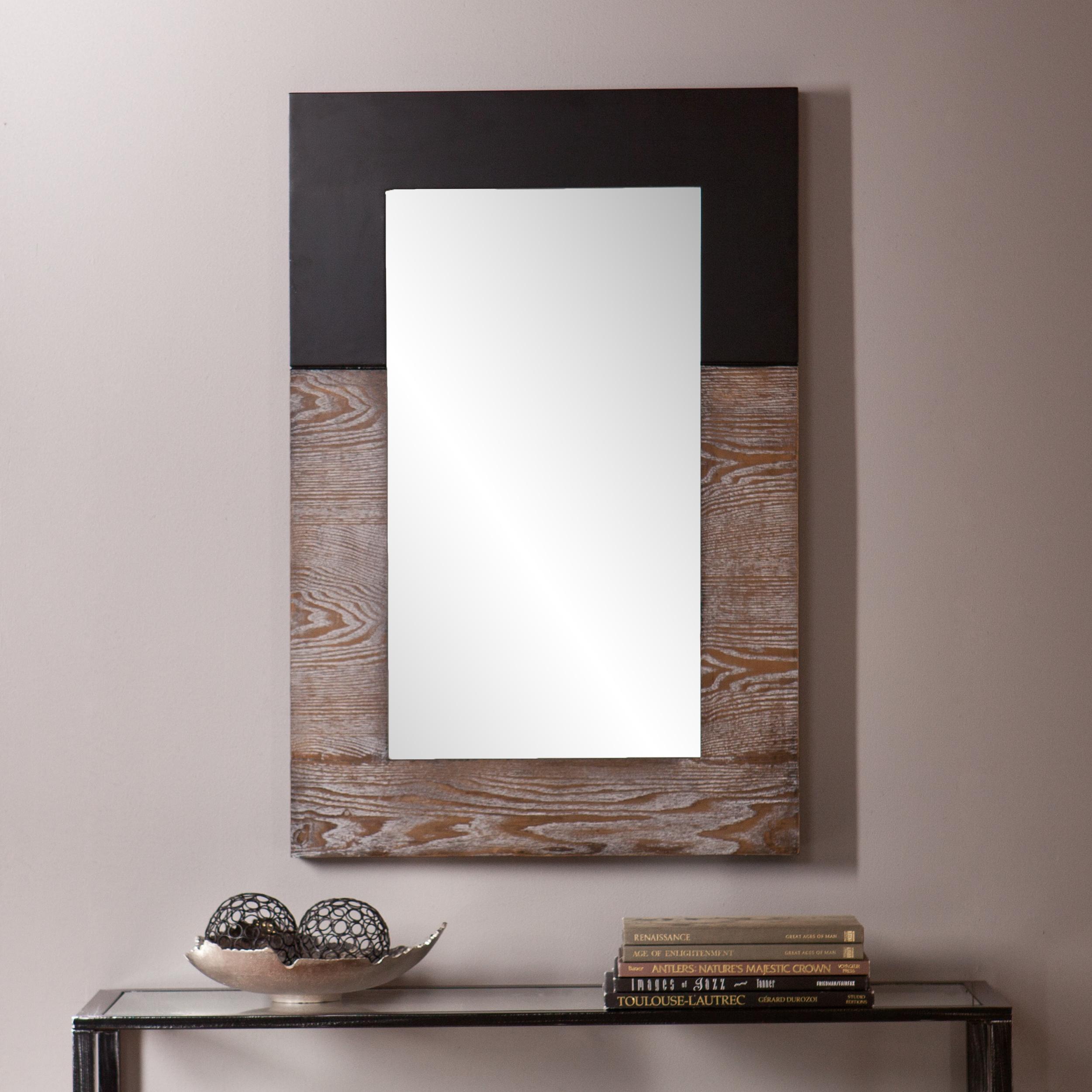 Amazon.com: Southern Enterprises Holly & Martin Wagars Mirror ...