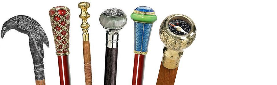 walking sticks, canes, decorative walking sticks