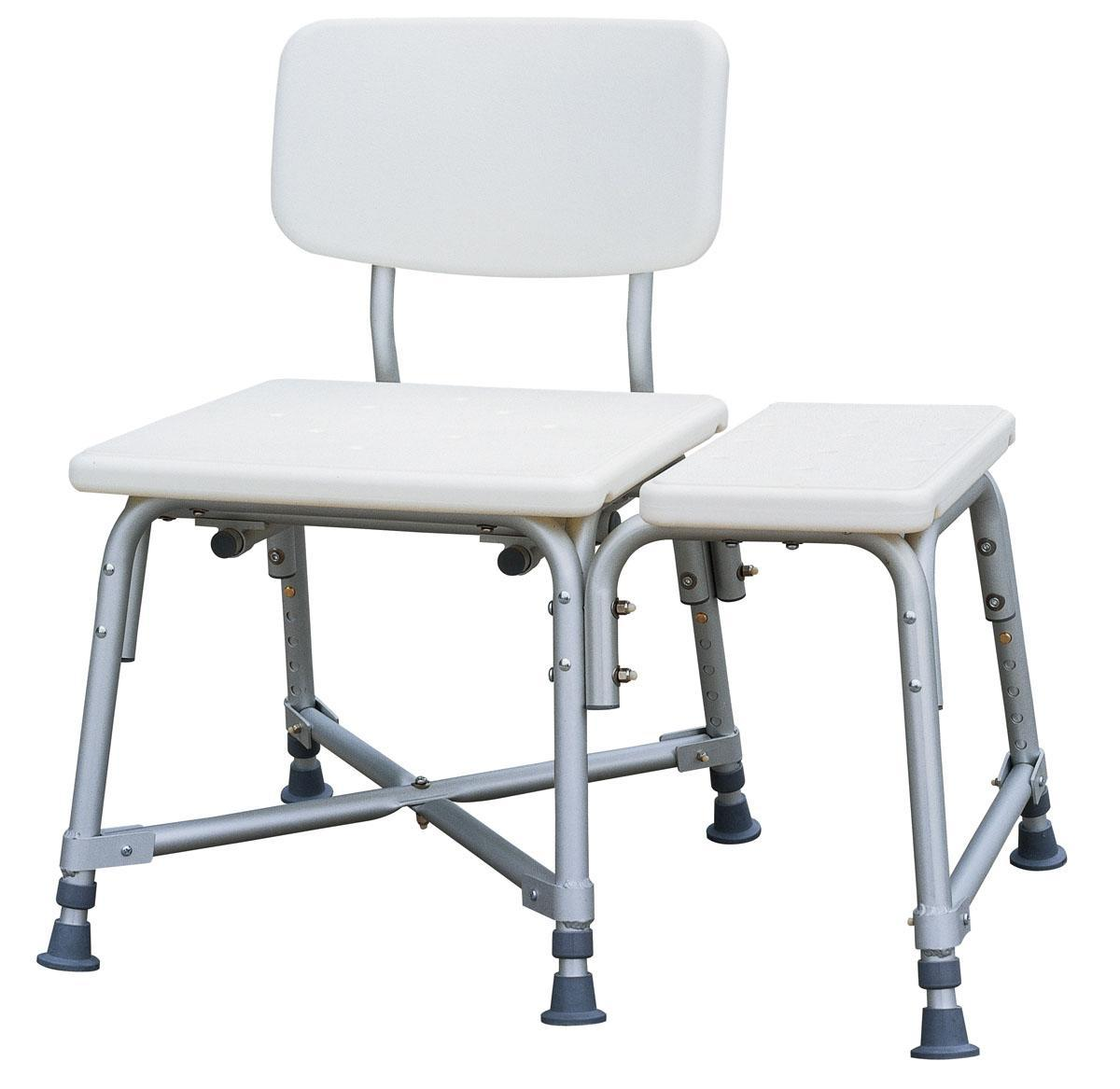 From the manufacturer  sc 1 st  Amazon.com & Amazon.com: Medline Bariatric Plastic Transfer Bench: Health ...