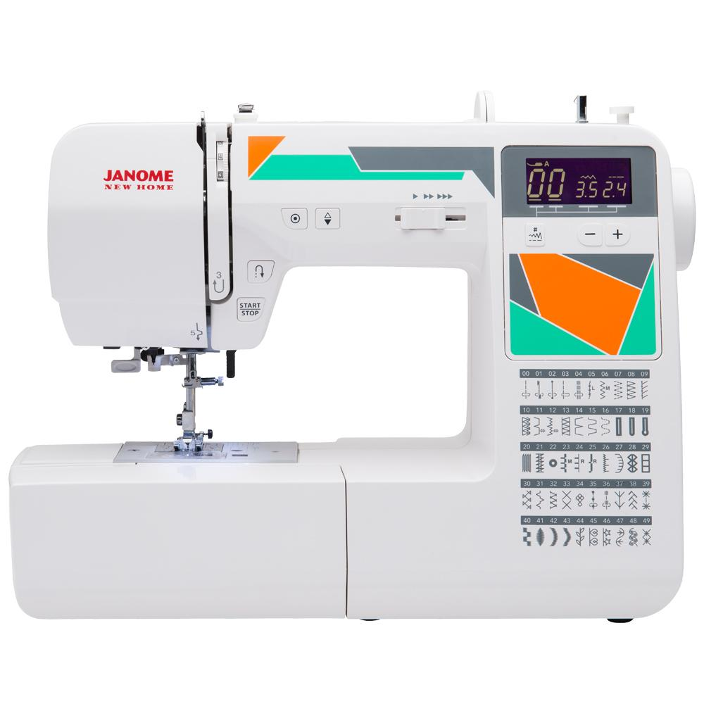 Book Cover Sewing Machines : Amazon janome mod computerized sewing machine with