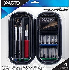 X-ACTO Compression Basic Knife Set