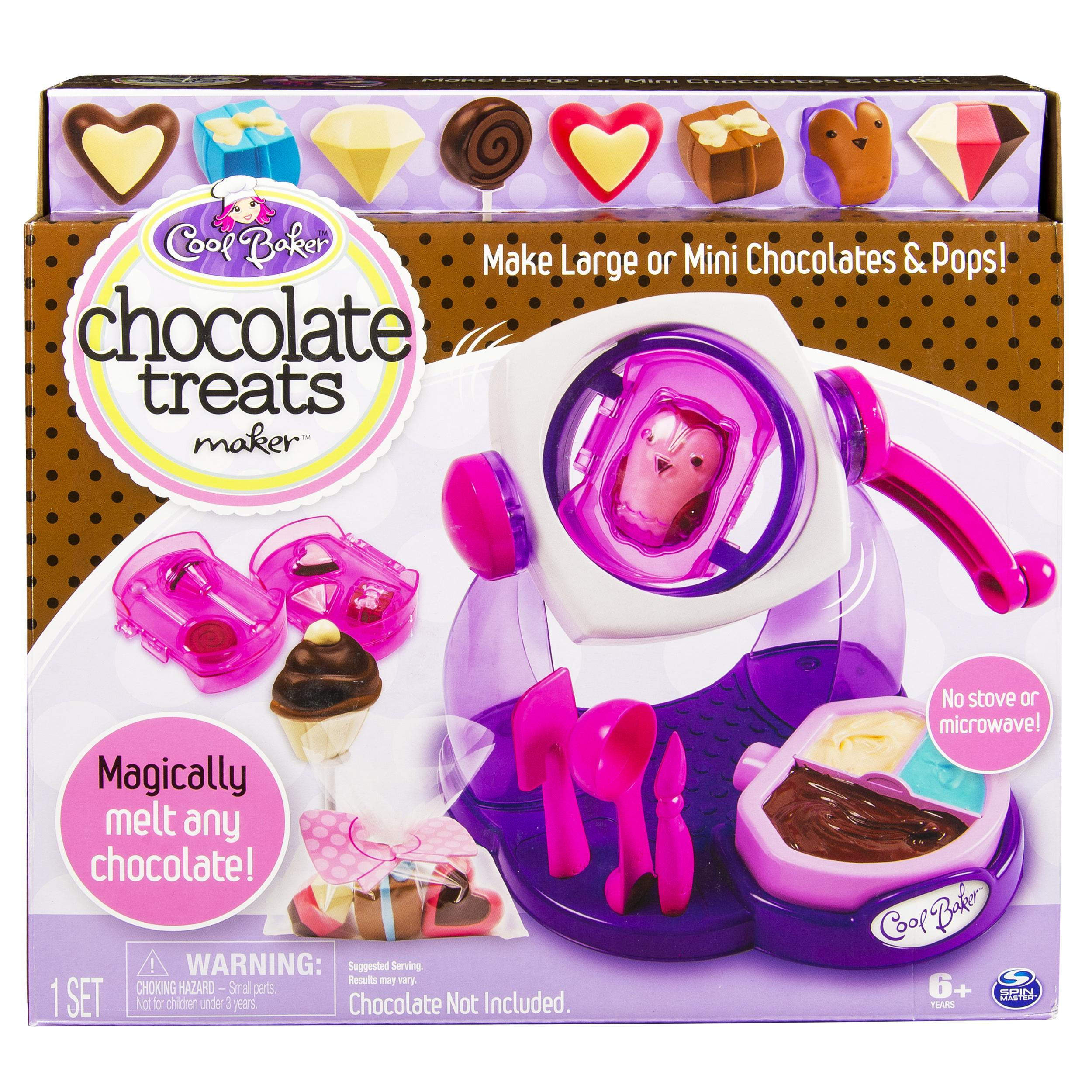 Amazon Cool Baker Chocolate Treats Maker Toys & Games
