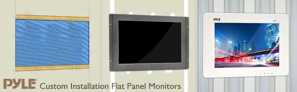 30a320d5 39f5 43c0 8219 b9b318705844._CB318494921__SR970300_ amazon com pyle 12 5'' video monitor panel display screen, full Flat Screen TV at edmiracle.co
