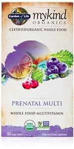mykind Oranics Prenatal Multi