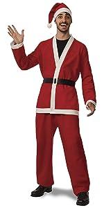 Santa Con Suit