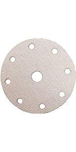 Sanding discs, circular abrasive disc, hook and loop abrasive discs