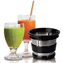 Kuvings Whole Slow Juicer B6000sr Silver Includes Sorbet And Smoothie Strainer : Amazon.com: Kuvings BPA-Free Whole Slow Juicer B6000SR Silver, includes Sorbet and Smoothie ...