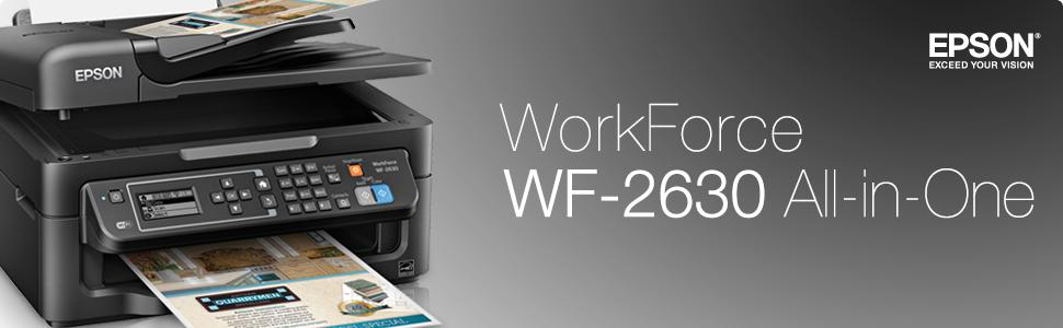 EPSON WF 2630 DOWNLOAD DRIVERS