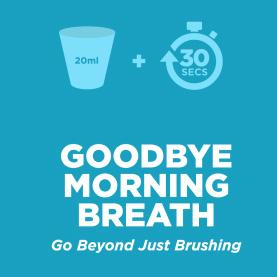 Goodbye Morning Breath