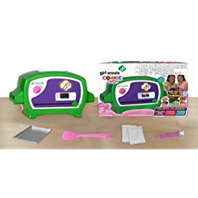 amazon   wicked cool toys girl scouts cookie oven toys