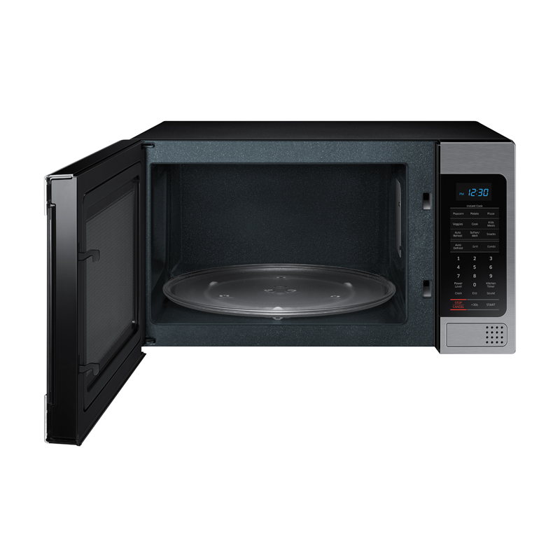 Amazon.com: Samsung MG11H2020CT 1.1 cu. ft. Countertop Grill Microwave ...