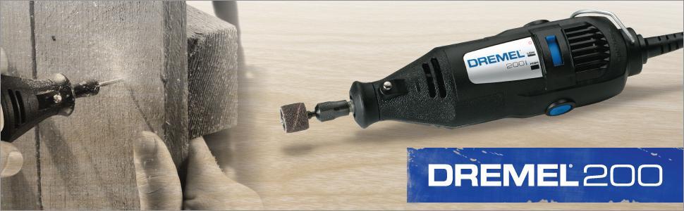 Dremel 200 1 15 Two Speed Rotary Tool Kit Power Rotary