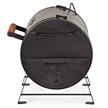 Amazon Com Char Griller 2 2424 Table Top Charcoal Grill