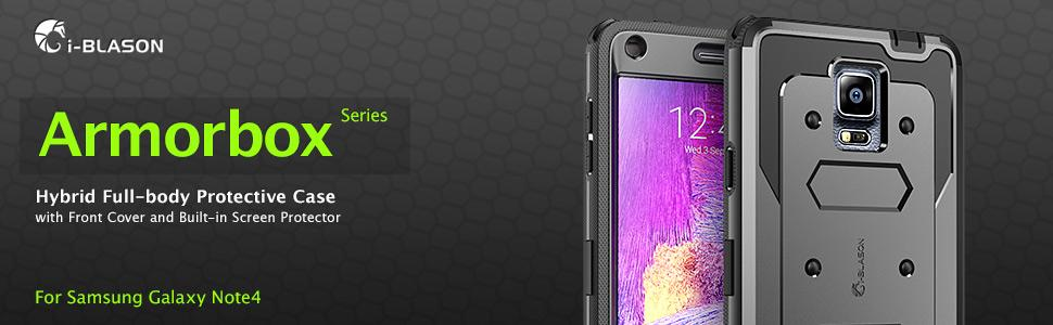 Galaxy Note 4 Armorbox
