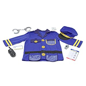 Policeman,cop,preschool toy,Halloween,dress-up,toy for three year old boy