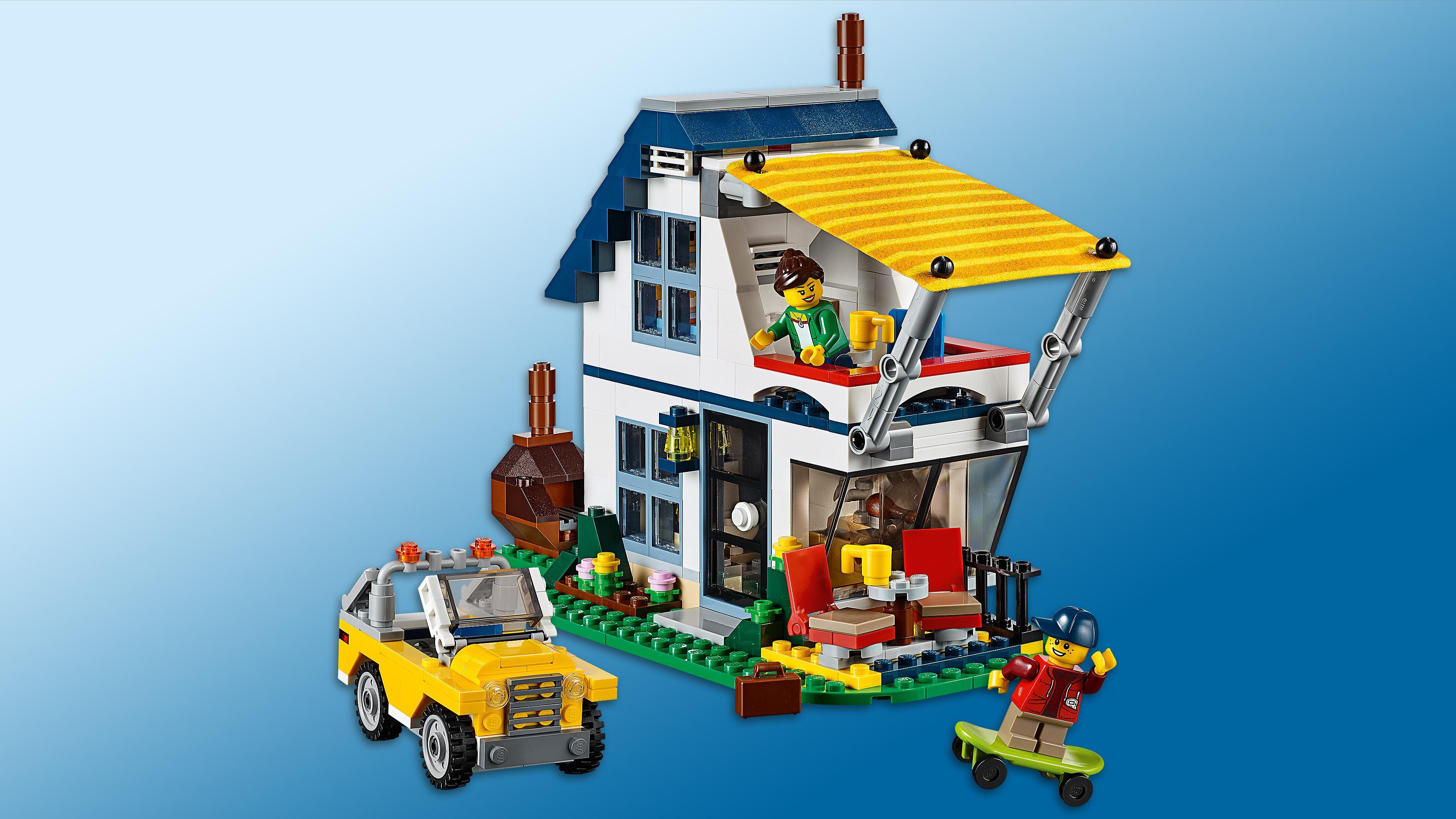 Amazon Com Lego Creator Vacation Getaways 31052 Children