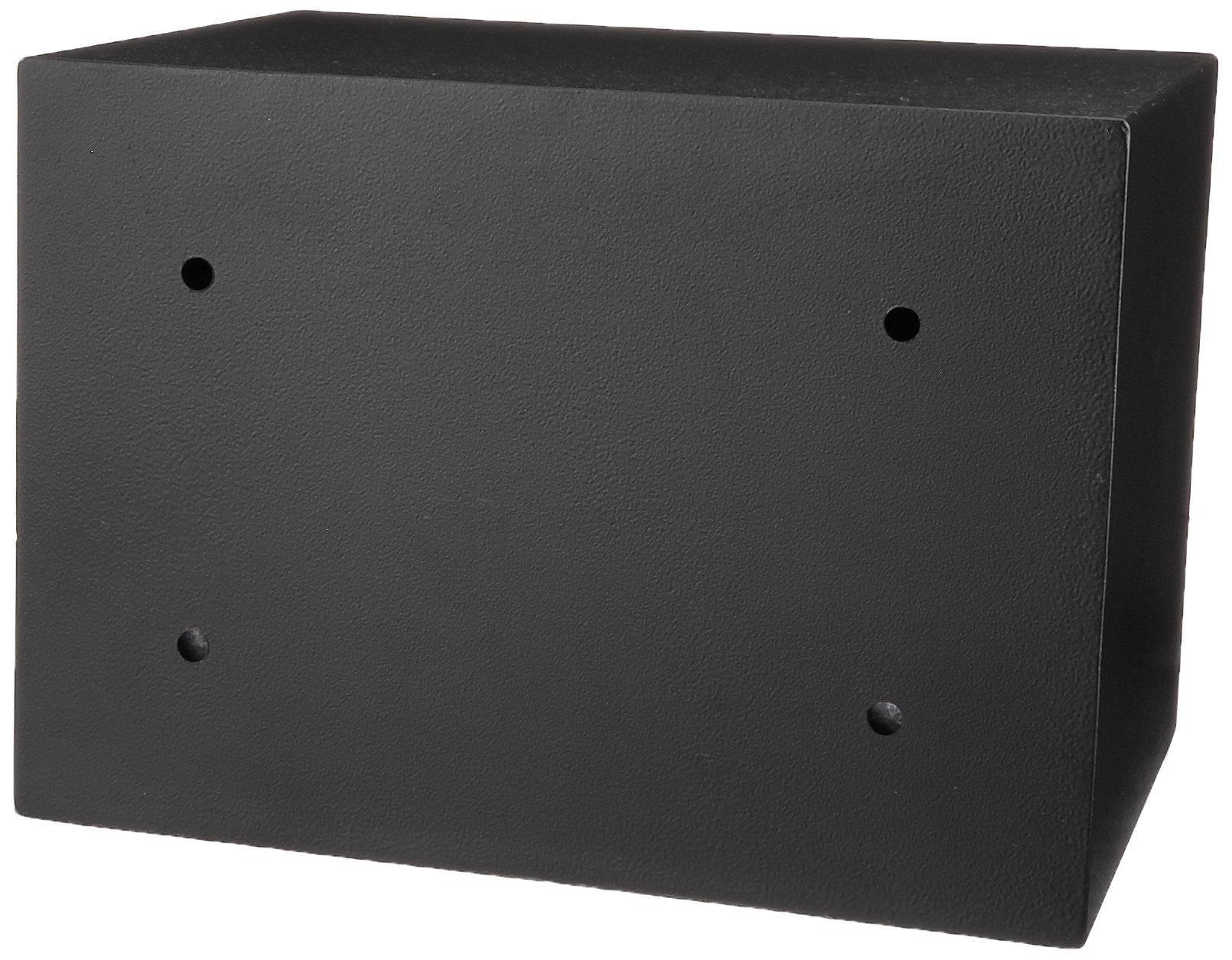 AmazonBasics Security Safe Box, 0.5 Cubic Feet , Black - 25EI