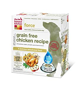 Honest Kitchen Reviews Dog Food Amazon