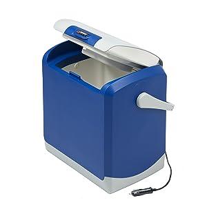 wagan tech cooler fridge warmer travel refrigerator icebox