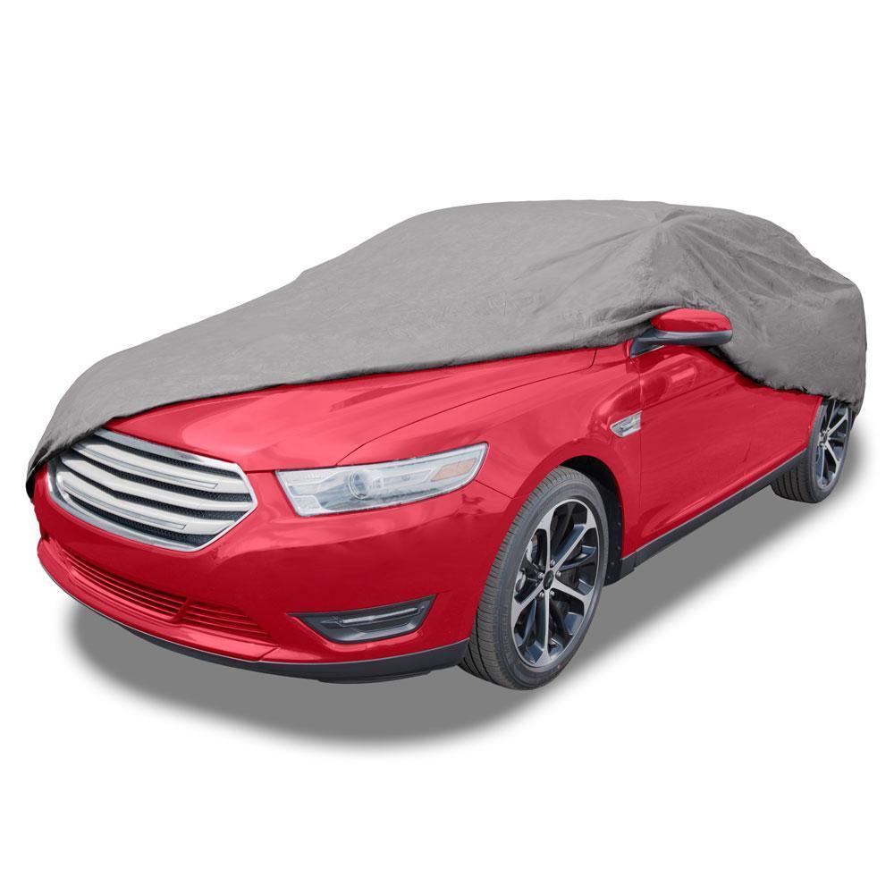 budge lite car cover fits sedans up to 228. Black Bedroom Furniture Sets. Home Design Ideas