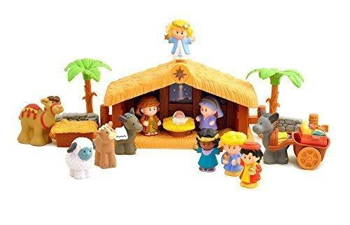 Image result for fisher price nativity