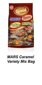 Don't settle with one candy favorite and grab all the MARS Chocolate flavors with this variety mix.
