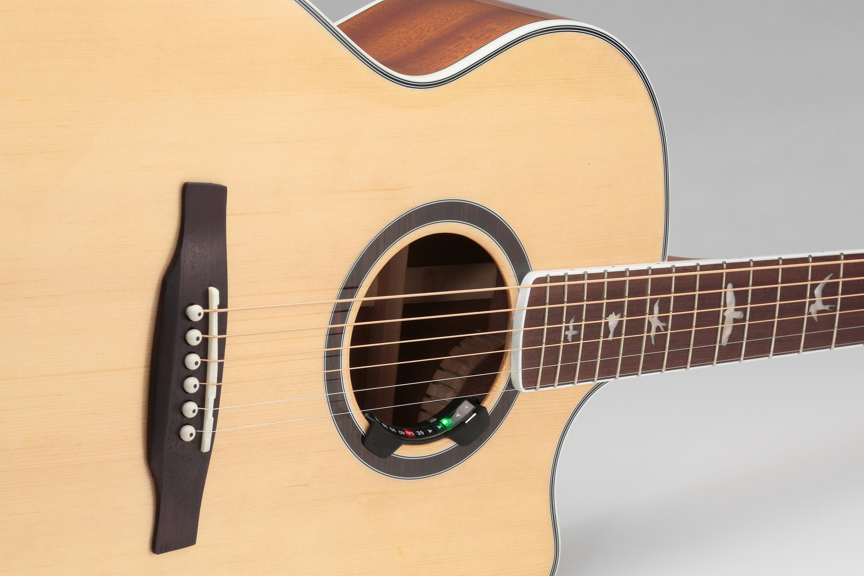 korg rpc1 rimpitch acoustic guitar tuner musical instruments. Black Bedroom Furniture Sets. Home Design Ideas