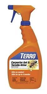 TERRO Carpenter Ant & Termite Killer Ready-To-Use Spray