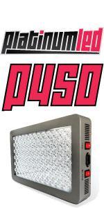 led grow lights, PlatinumLED, P450, DS300, Advanced Diamond Series, Apollo, Mars Hydro, Top LED