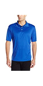 Amazon.com: Hanes Men\u0026#39;s Short Sleeve Jersey Pocket Polo (Pack of 2 ...