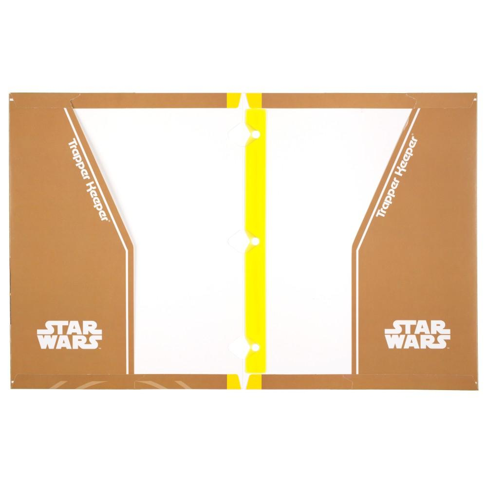 Star wars trapper keeper 2 pocket folders by mead assorted designs 6 pack 73493 for Trapper keeper 2 sewn binder with exterior storage