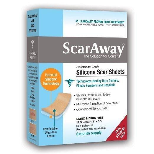 Amazon Com Scaraway Professional Grade Silicone Scar