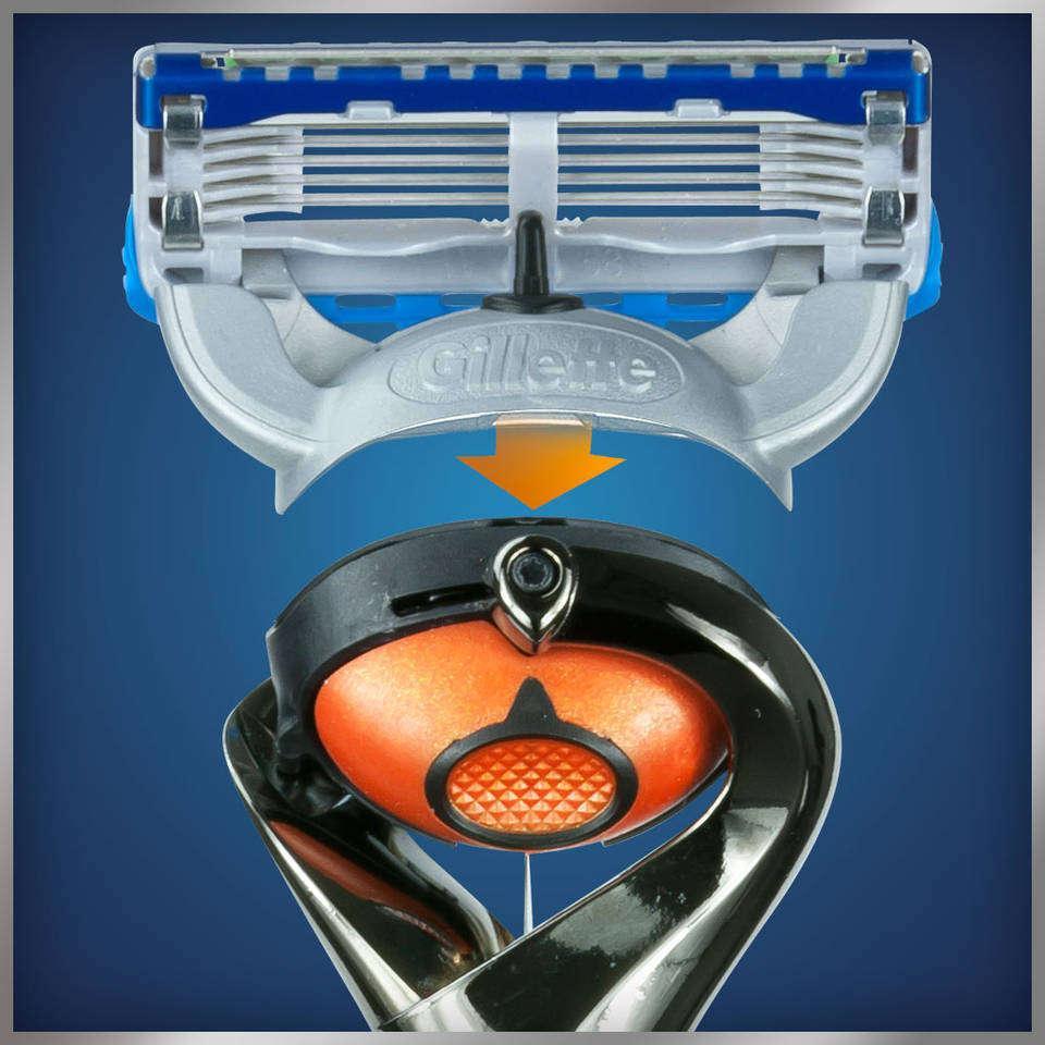Gillette fusion power razor blades coupon