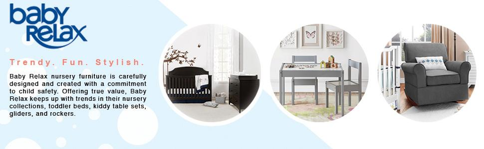 Baby Relax Baby Furniture Nursery Furniture