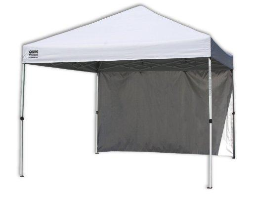 QUIK SHADE COMMERCIAL 100 - HEAVY DUTY PERFORMANCE  sc 1 st  Amazon.com & Amazon.com: Quik Shade Commercial C100 10u0027x10u0027 Instant Canopy with ...