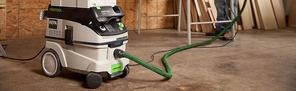 dust extractor vacuum