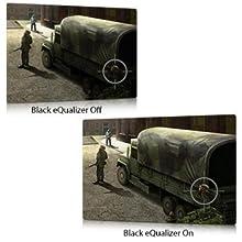 The Black eQualizer for Razor-Sharp Visibility