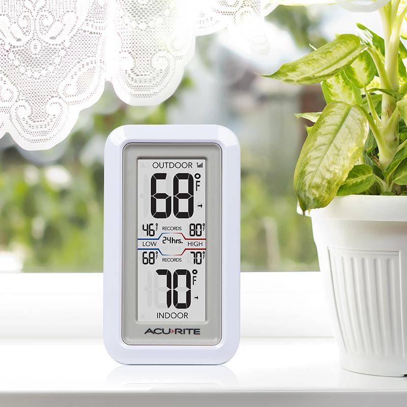 Amazon.com: AcuRite 02049 Digital Thermometer with Indoor ...
