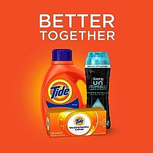 Tide Original Scent Liquid Laundry Detergent, bundle