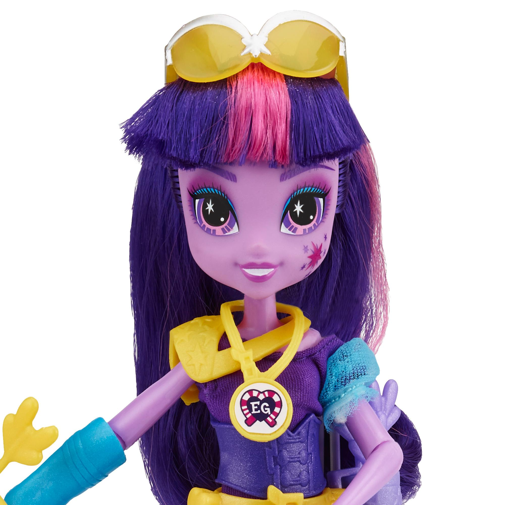 my little pony equestria girls archery cp twilight sparkle doll toys games. Black Bedroom Furniture Sets. Home Design Ideas