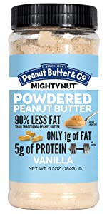 Mighty Nut Vanilla Powdered Peanut Butter