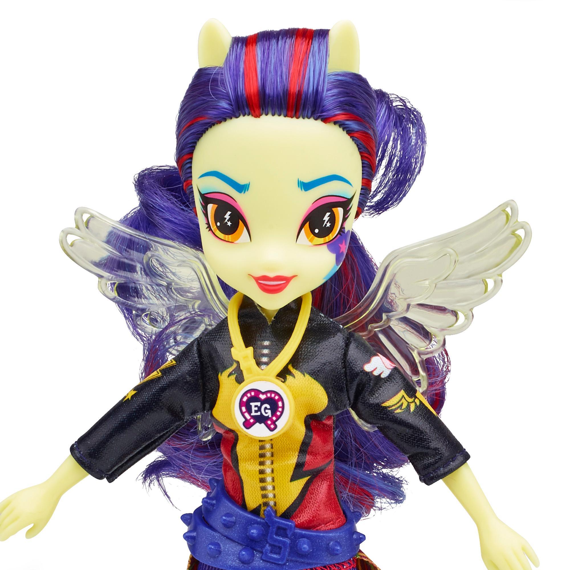 Indigo Zap Friendship Equestria Girls Doll Games