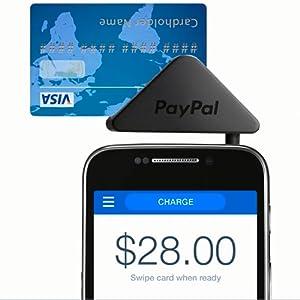 Amazon.com: PayPal 4029USRTAM Here V2 Mobile Card Reader ...