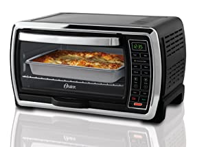 Oster Digital Countertop Oven E02 : Oster Large Capacity Countertop 6-Slice Digital Convection Toaster ...